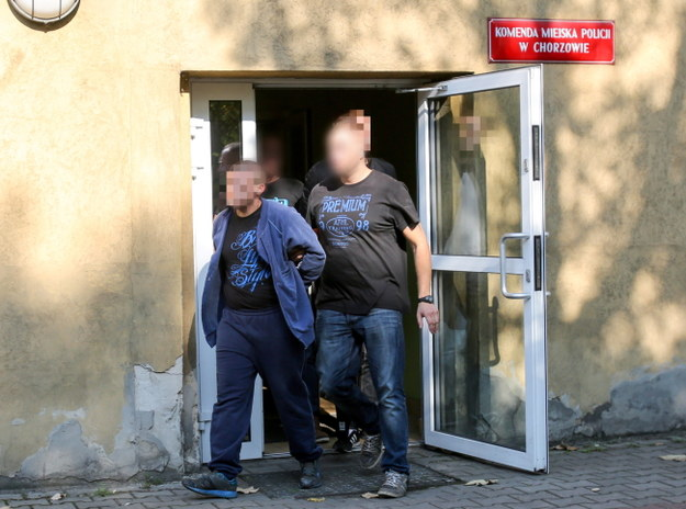 Są zarzuty za ładunek zapalający na stadionie Ruchu Chorzów