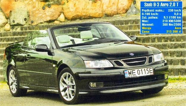 Saab 9-3 Cabrio /Motor