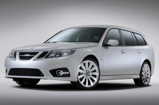Saab 9-3 sportwagon /