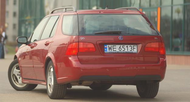 Saab 9-5 /Motor