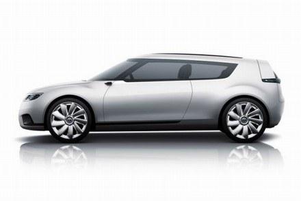 Saab 9-X Biohybrid Concept / Kliknij /
