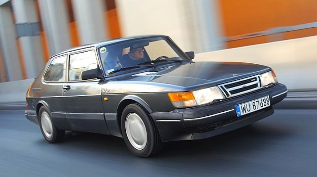 Saab 900 Turbo /Motor