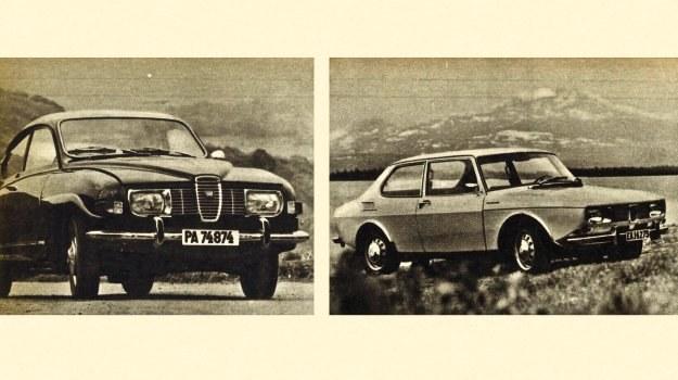 SAAB 95 i 99 /Saab