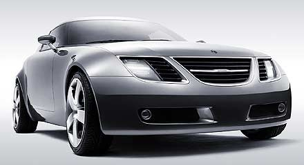 Saab 9X - cztery w jednym /INTERIA.PL
