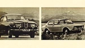 Saab-Scania - samochody 1971