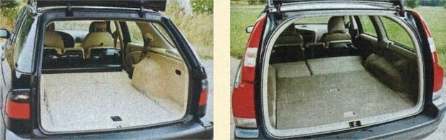 saab, volvo, bagażniki /Motor