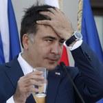 Saakaszwili ucieknie z Gruzji? Póki co wytacza ciężkie działa