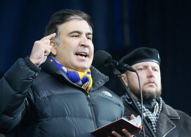 Saakaszwili: Zachód popełnia ten sam błąd co wobec Hitlera w 1938 roku