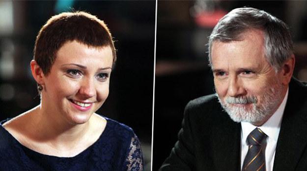 Sabina i Bogumił: przyjaźń czy flirt? /Artrama /materiały prasowe