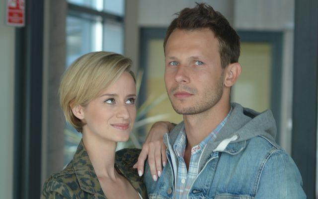 Sabina i Radek odbędą kilka szczerych rozmów /Bogdan Bogielczyk /ATM
