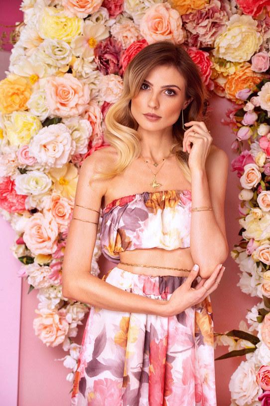 Sabrina Olkowicz jest finalistką Miss Polski 2021 /MWMedia