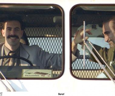 Sacha Baron Cohen wraca jako Borat?