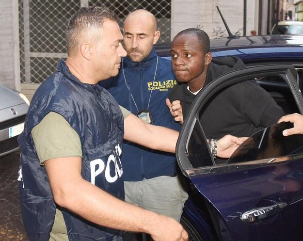 Sąd apelacyjny w Bolonii utrzymał wyrok 16 lat więzienia dla sprawcy napaści na dwoje Polaków w 2017 roku w Rimini /MANUEL MIGLIORINI /PAP/EPA