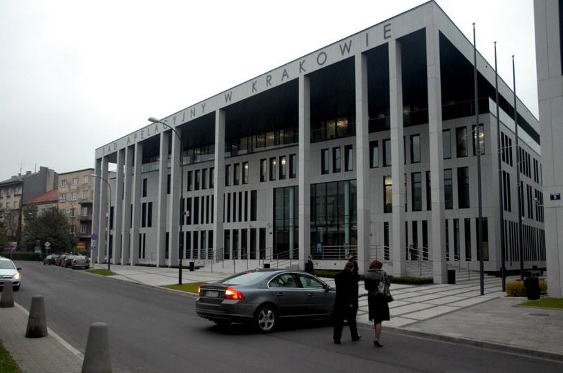 Sąd Apelacyjny w Krakowie /M. Lasyk/REPORTER /East News