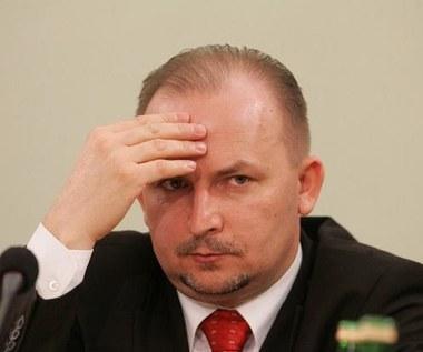 Sąd koleżeński PO wykluczył Węgrzyna z partii