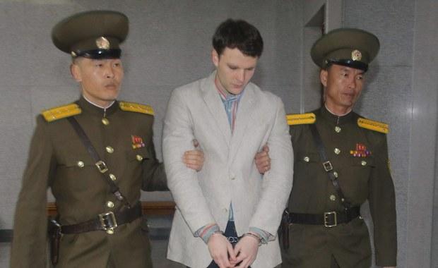 Sąd: Korea Płn. ma zapłacić pół miliarda dolarów rodzinie Otto Warmbiera