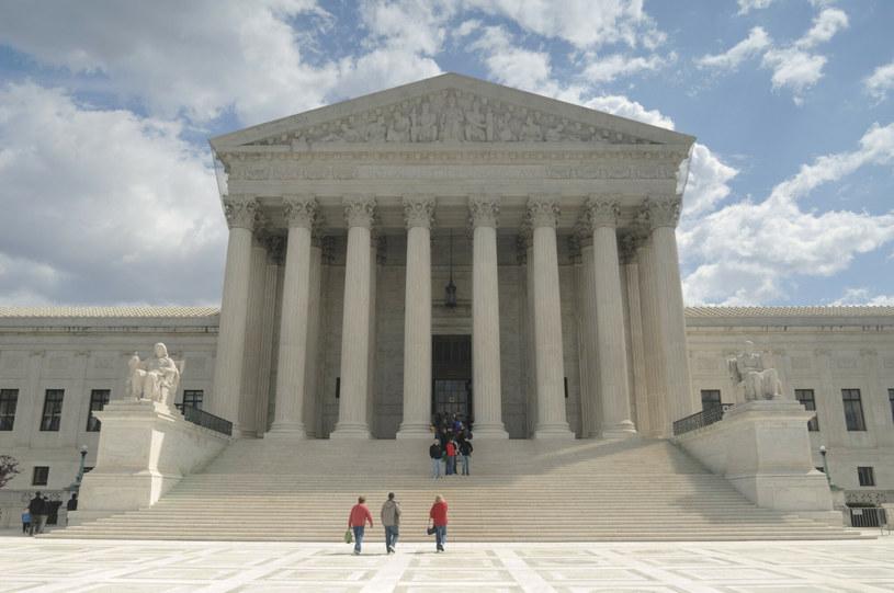 Sąd Najwyższy USA /Peter Carroll /East News