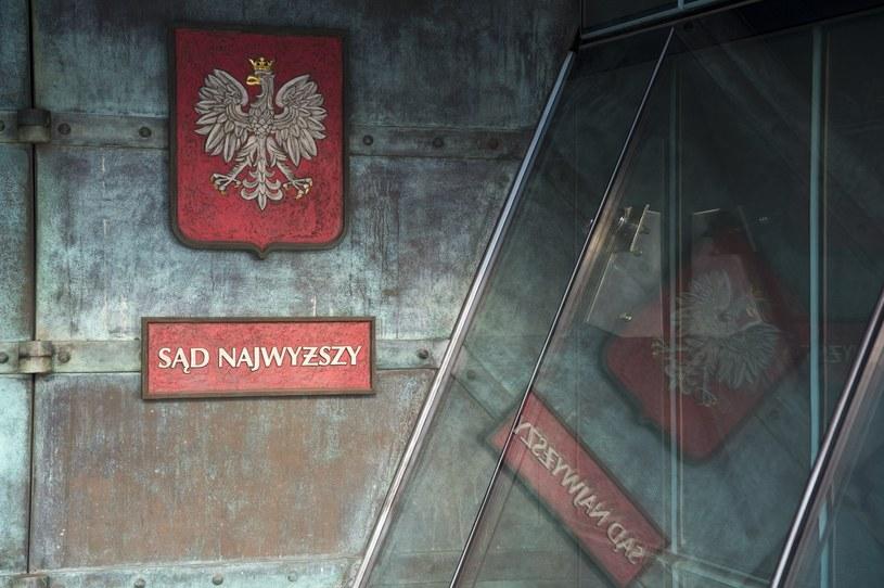 Sąd Najwyższy w Warszawie /Wojciech Stróżyk /East News