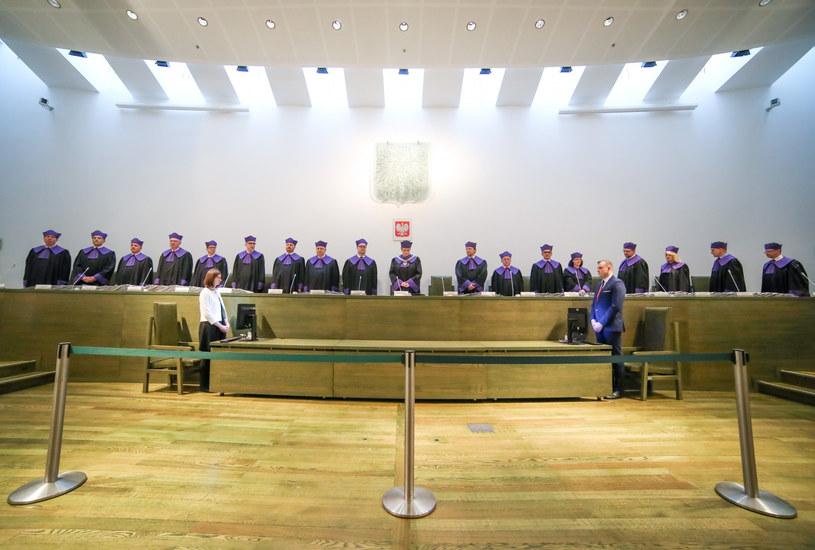 Sąd Najwyższy, zdjęcie ilustracyjne /Piotr Molecki/East News /