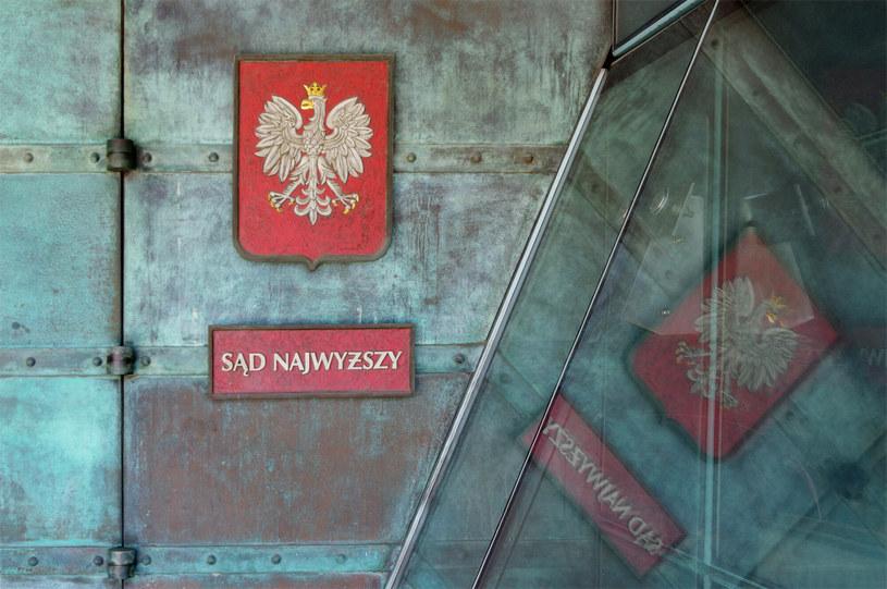 Sąd Najwyższy /Marek BAZAK/East News /East News