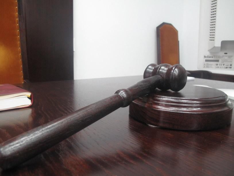 Sąd nie pozwolił dziennikarzom na nagrywanie rozprawy (zdjęcie ilustracyjne) /RMF24.pl