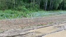 Sąd nie uwzględnił wniosków o areszt podejrzanych o zniszczenie zasieków na granicy z Białorusią