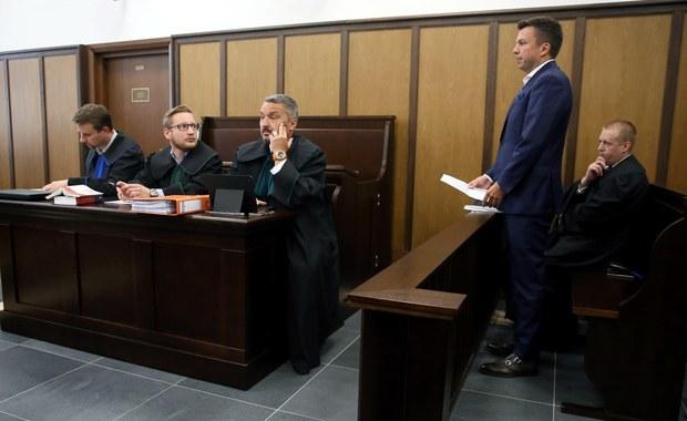 Sąd nie złożył i nie zamierza składać zawiadomienia ws. listu Marka Falenty