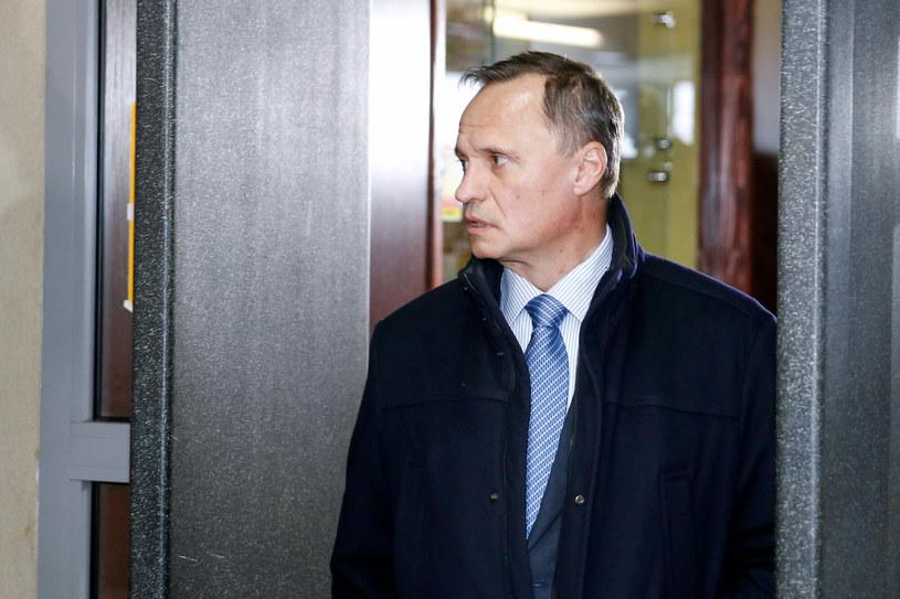 Sąd odroczył do 21 grudnia posiedzenie w sprawie aresztowania Leszka Czarneckiego /Tomasz Kawka /East News