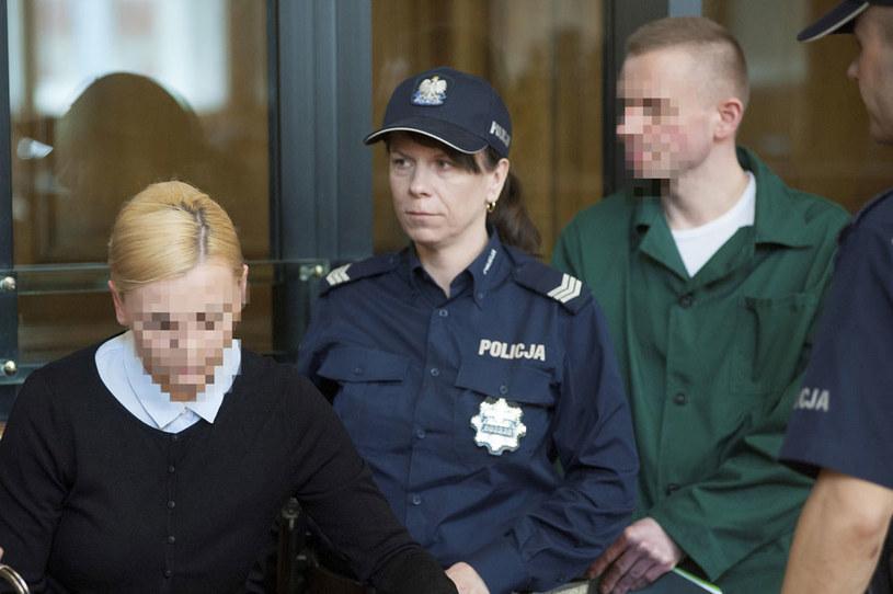 Sąd przekazał prokuraturze i obrońcom Marcina i Katarzyny P. dane identyfikacyjne grupy /Wojciech Stróżyk /Reporter