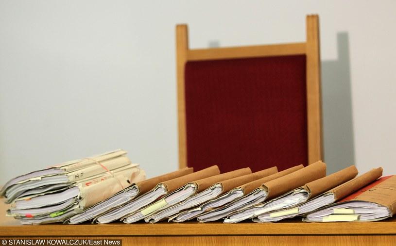 Sąd rejonowy (zdj. ilustracyjne) /Fot. Stanislaw Kowalczuk /East News
