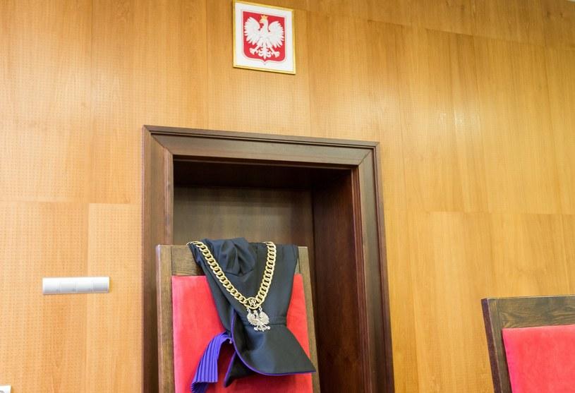 Sąd, sala rozpraw (zdj. ilustracyjne) /Krzysztof Kaniewski /Reporter