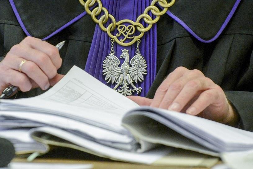 Sąd skazał oskarżonego za pobicie prof. UW /Piotr Kamionka /Reporter