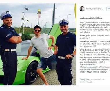 Sąd ukarał Wojewódzkiego za zbyt szybką jazdę