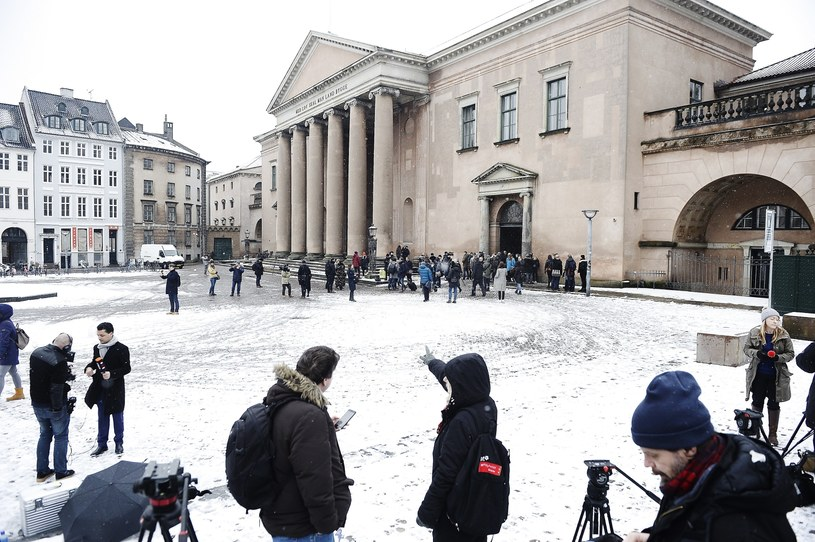Sąd, w którym odbywa się proces /Mads Claus Rasmussen /PAP/EPA