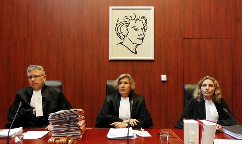 Sąd w Lelystad /AFP