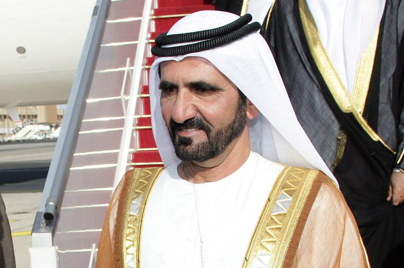 Sąd: Władca Dubaju uprowadził dwie córki i zastraszał żonę /SEYLLOU DIALLO /AFP