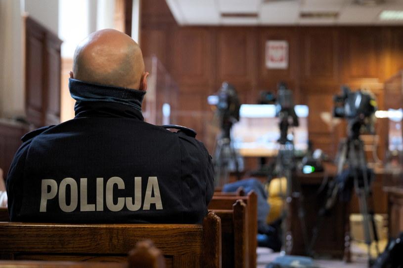 Sąd wydał wyrok w sprawie zabójstwa gen. Marka Papały. /Mateusz Marek /PAP