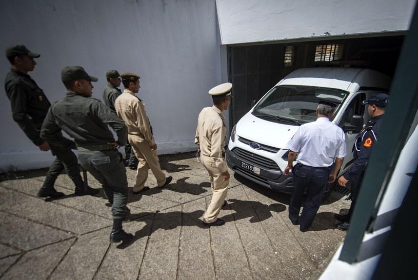 Sąd wymierzył najwyższą karę /FADEL SENNA / AFP /East News