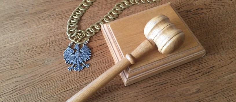 Sąd (zdjęcie ilustracyjne) /Kuba Kaługa /RMF FM