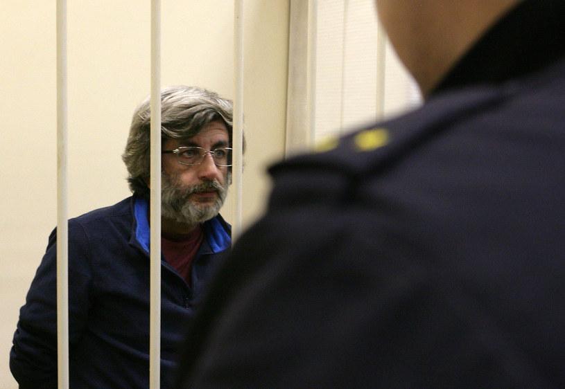 Sąd zwolnił za kaucją Andrieja Allachwierdowa /AFP