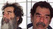 Saddam jako jeniec