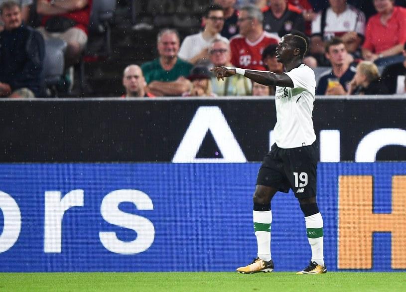 Sadio Mane strzelił pierwszego gola dla Liverpoolu /PAP/EPA