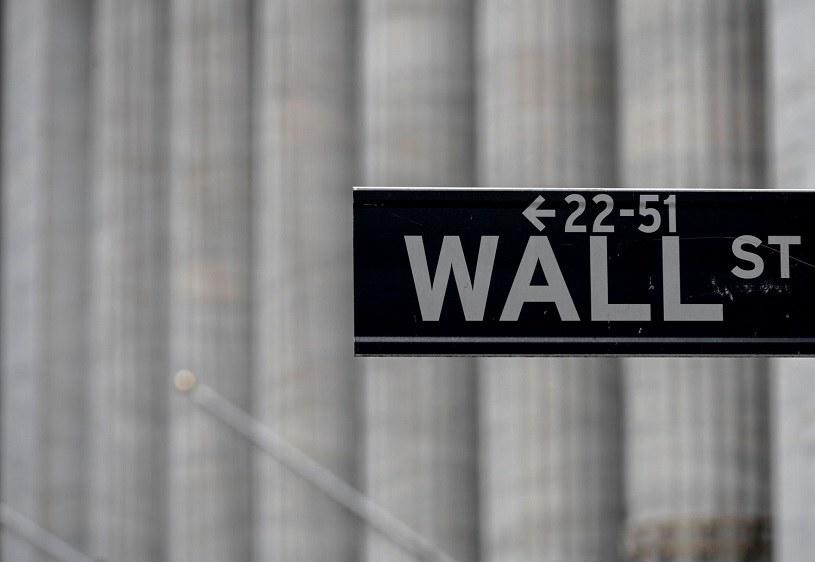 Sadki na giełdach w USA po słabych wynikach makroekonomicznych USA /AFP
