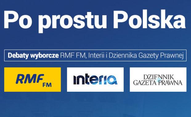 """Sądy, prawo, praworządność. Zapraszamy na debatę """"Po prostu Polska"""""""
