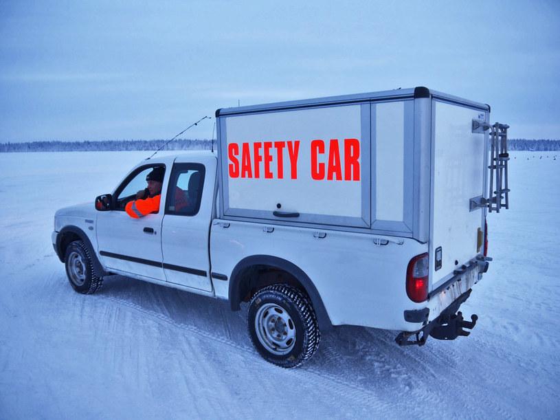 Safety car czekał zawsze w pogotowiu /INTERIA.PL