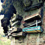 Sagada - kraina wiszących trumien