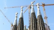 Sagrada Familia – fasada prawie ukończona