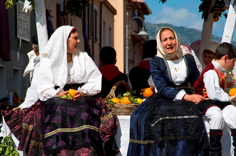 Sagre,  czyli festyn  we włoskich miejscowościach, to błyskawiczna podróż  po tradycji, kuchni  i zwyczajach  okolicy /Getty Images