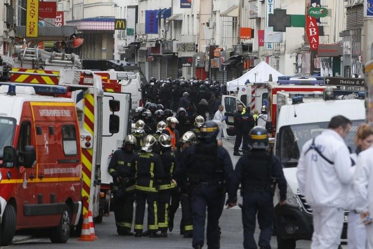 Saint-Denis /AFP