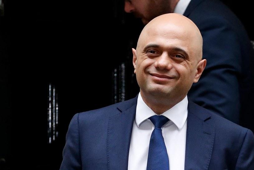Sajid Javid /ADRIAN DENNIS /AFP